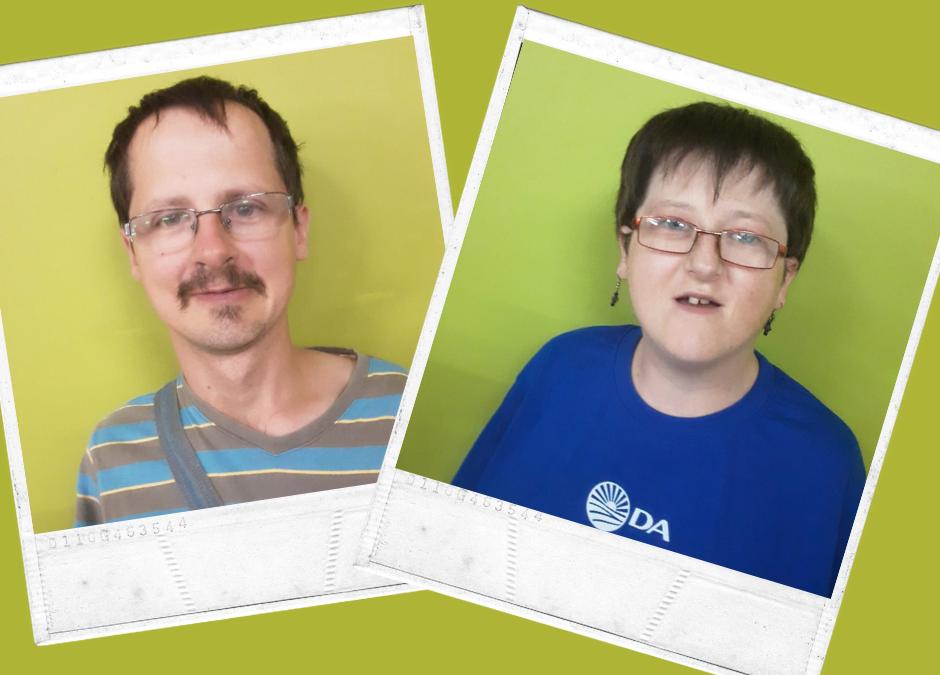 Ons spesiale inwoners: David & Esther Botha